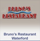 Bruno's Restaurant, Waterford WI